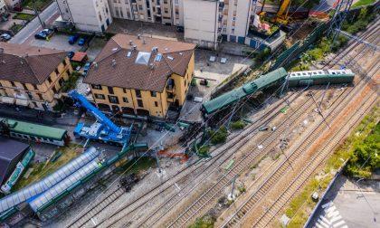 Dopo l'incidente ferroviario ripristinata la circolazione dei treni sulla linea S8