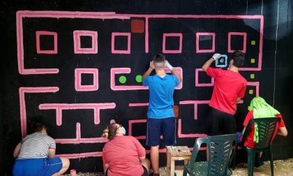 Giovani esemplari: hanno salvato i muri rovinati dai coetanei