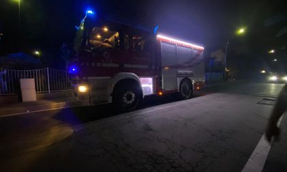 Bloccato nel suo appartamento, intervengono i Vigili del fuoco