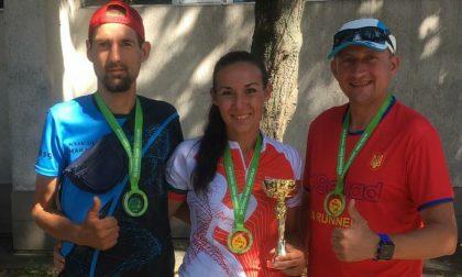 Mihaela Ivanova Englaro, dai banchi del Consiglio comunale ai trionfi nelle ultramaratone