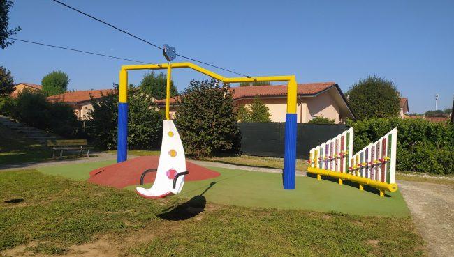parco inclusivo campagnola