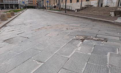 Via Degli Zavattari: domani al via i lavori di rifacimento della pavimentazione