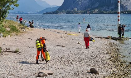 I sommozzatori non si arrendono: si continua a cercare la 12enne dispersa nel lago