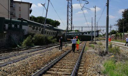 """Treno deragliato a Carnate, Fontana """"Questi eventi non devono accadere"""""""