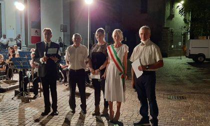 Lentate incorona il suo maestro, cittadinanza onoraria ad Angelo Pinciroli FOTO E VIDEO