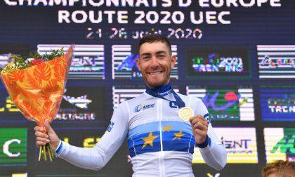 Giacomo Nizzolo è campione d'Europa!