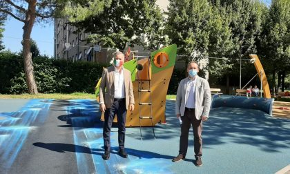 Inclusivo e innovativo: il nuovo parco giochi è ispirato al mare