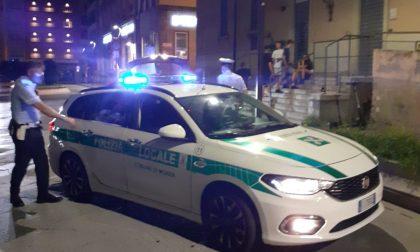 Schiamazzi e consumo di alcol in strada: notte di controlli a Monza