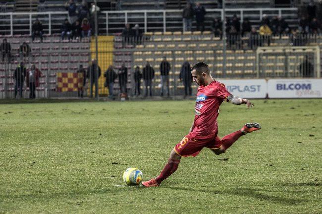 Giuseppe Giovinco in azione