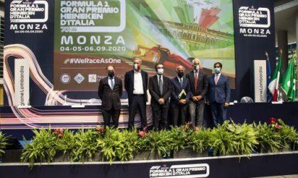 Gran Premio d'Italia 2020: oggi la presentazione. Il 6 settembre in tribuna 250 tra medici e personale sanitario e Protezione Civile