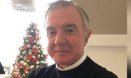 Lesmo, comunità in lutto per la scomparsa del parroco don Antonio Longoni
