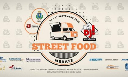 Questo weekend a Merate c'è lo Street food