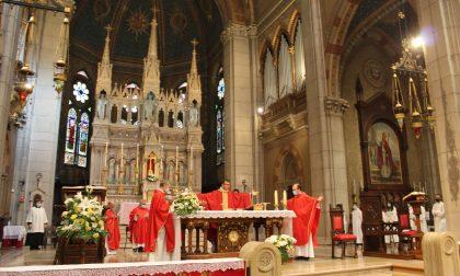 Lissone ha festeggiato la prima messa di don Stefano – FOTO