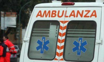 Gravissimo incidente a Giussano: 15enne in ospedale in codice rosso