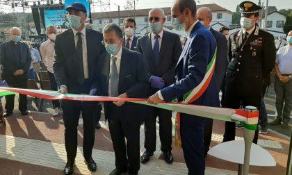 Inaugurata la nuova sede dell'Auxologico di Meda FOTO