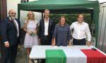 Gli auguri di Giorgia Meloni al gruppo di Fratelli d'Italia di Vimercate VIDEO