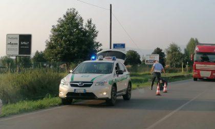 Giussano, grave anziano ciclista investito in zona Laghetto