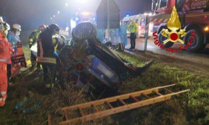 Tragedia nel pavese: 27enne residente in Brianza muore in un incidente