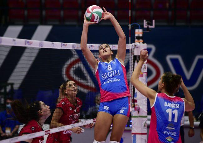Alessia Orro pallavolo Arena di Monza