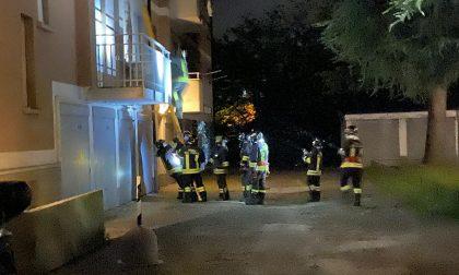 Manda un sms dicendo di volerla fare finita: arrivano pompieri e Carabinieri