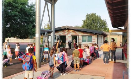 E finalmente è scuola anche in Brianza – LE FOTO E GLI AUGURI DEL PRIMO GIORNO