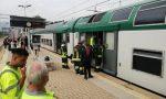 Giovane ferito dà in escandescenze e blocca il treno Milano-Lecco