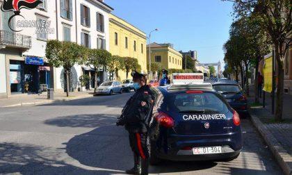 Ladro inseguito dai carabinieri e arrestato ad Arcore
