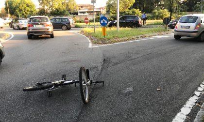 Drammatico investimento di un ciclista