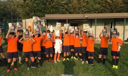 Con i quadernoni #SquadraAntiBulli l'Aurora augura buona scuola ai suoi ragazzi