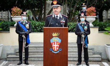 Cambio ai vertici dei Carabinieri della Legione Lombardia