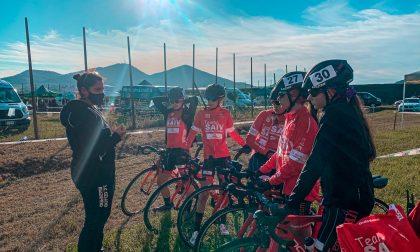 Trasferta in Veneto per le ragazze della Società Ciclistica di Cesano