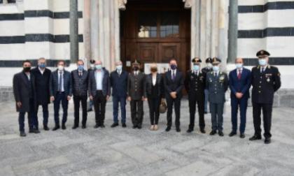 Messa in Duomo in occasione del Patrono della Polizia di Stato