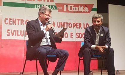 Monza, Pd in piazza con l'ex ministro Orlando
