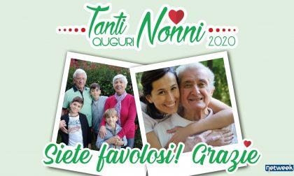 Ultimi giorni per fare gli auguri ai nonni in modo speciale PARTECIPA