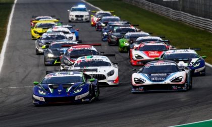 All'Autodromo di Monza l'International GT Open