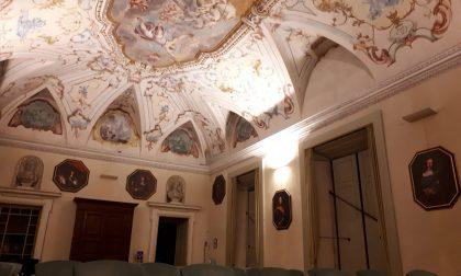 La tesi di laurea a Palazzo Arese Borromeo