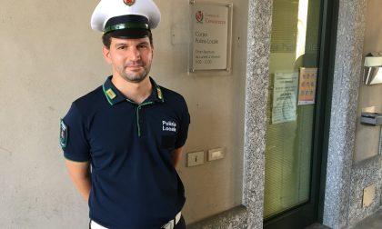 Nuovo agente di Polizia locale a Concorezzo
