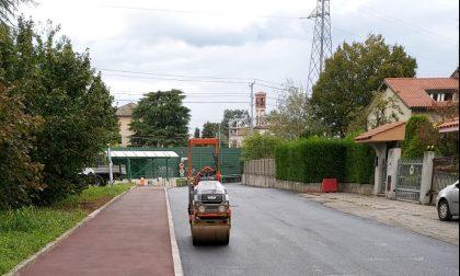 Riaprono i cantieri, asfaltature in diverse vie del paese