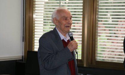 Arcore dice addio all'ultimo partigiano: la città piange Ambrogio Riboldi
