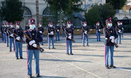 """Giurano gli allievi della """"Teuliè"""": alla scuola militare anche tre brianzoli"""