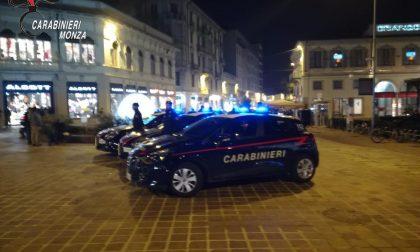 Scattano i controlli anti movida dei Carabinieri
