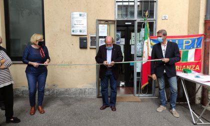 L'Anpi di Villasanta ha inaugurato la nuova sede