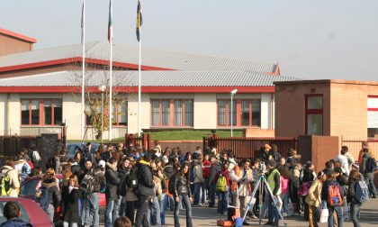 Classi gelate, gli studenti del Banfi tornano a casa