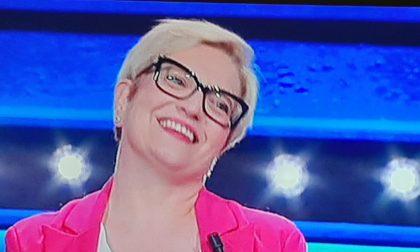 "L'esuberante Lucia di Meda protagonista in tv a ""I soliti ignoti"""