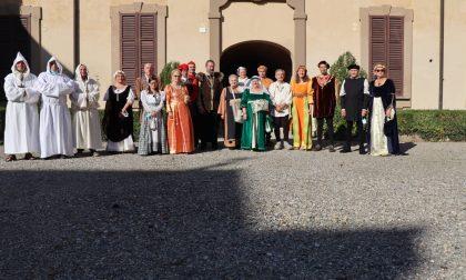 Triuggio, corteo storico per Ville Aperte