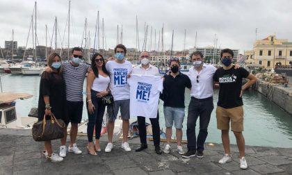 Gregoretti, delegazione brianzola a Catania per sostenere Salvini