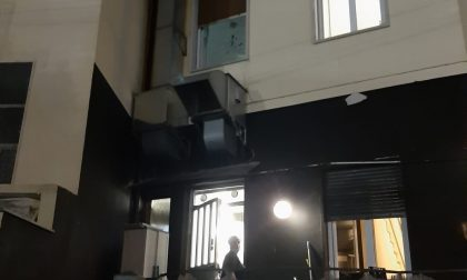 Fuga di gas: 40 persone evacuate