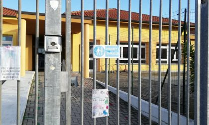 Coronavirus, scuola materna comunale chiusa