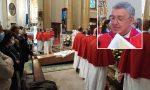 L'ultimo saluto al prevosto emerito di Lissone - FOTO