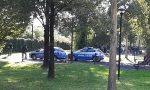 Maxi blitz antidroga della Polizia nei giardinetti di via Visconti FOTO